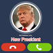 Fake Call From President Trump by Kulapdevapp
