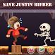 SAVE JUSTIN BIEBER GAME