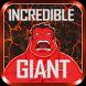 Incredible Red Titan by Gamer Guyz