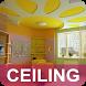 Ceiling Design by GH-J Studio