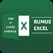Panduan Rumus Excel Dasar by NA Developer