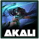 Akali Wallpapers by LoL SuperThemes