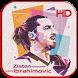 Zlatan Ibrahimovic HD Wallpapers 2018