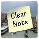 Clear Note Widget Sticky Notes by games by sandcastle