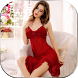 Girl Night Dress Photo Suit by Photo Editor Global Solution