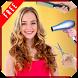 Woman HairStyles Editor by BestGoldApp