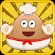 Cooking Delicious Pancakes Pou - Free