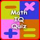 Math IQ Quiz by Appy Ocean