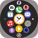 Watch Launcher - Apple Bubble UI by Lord Online Apps