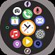 Watch Launcher - Apple Bubble UI