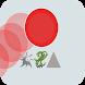 bouncing balls by zoubair moassar