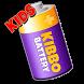 Kibbo Battery - Kids by Kibbo Soft
