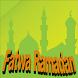 Ceramah Islam Fatwa Ramadan by AnDev Studio