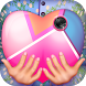 Love Photo Grid Collage Frames by Cute Girly Apps