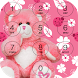 Cute bear love lock screen by apps new games
