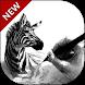 TOP 3D Pencil Drawing by AlphabetStudio