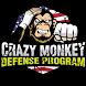 Crazy Monkey Defense USA by AlphaMedia Apps