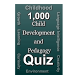 Child development and pedagogy quiz by Thangadurai R