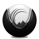 C2 Black Gray - Icon Pack by Coastal Images