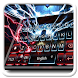 Red Demon Keyboard Theme by 7star princess