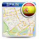 Spain Offline Map Guide Hotels by Free Offline Maps & Guides
