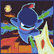 Pixel Ninja Temple by Magic Dust