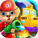 Puppy Hero: Train Fire Rescue by Party Kids Mobile