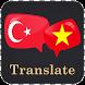 Turkish Vietnamese Translator by Translate Apps