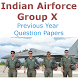 Airfoce Group X Previous Year Question Papers by Subhadra AK