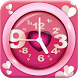 Love Clock Wallpaper Live by Beautiful Girl Games and Apps