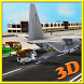 Cargo Plane Rickshaw Transport by Eventual Studios