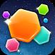 Hexa Block Puzzle - Starry Night Hexagon Mania