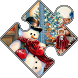 christmas jigsaw puzzles by Jigsaw Inc