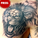 Lion Tattoo by rosemary