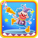 Conny Circus Memory Puzzle by Rumahan Studio