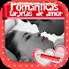 Románticas tarjetas de amor by Soft Amacas