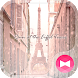 Theme Rain at the Eiffel Tower by +HOME by Ateam