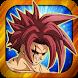 Super Saiyan Dragon Z Warriors by 3B Sentinel