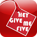 Hey Give Me Five by Give Me Five Company Limited