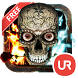 UR 3D Live Fire Skull Theme by AdaptiveBee