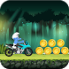 Smurf Motorcycle Adventures by MasterMS