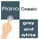Piano Tiles Classic - Grey by IMEDEV ATOS