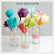 Paper Flower Craft Tutorials by ghtzdeveloper