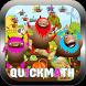 Quick Math Monster Buster by Kansan Dev.