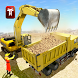 Uphill City Construction Crane : Road Builder 3D by TimeDotTime
