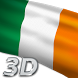 Ireland Flag Live Wallpaper 3D