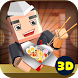 Chinese Food Cooking Chef Sim by VR Hero