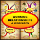 Working Relationships MindMaps by John R