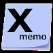 X-memo by ぴよひこ