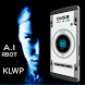 A.I RBOT Theme for KLWP by Jefferson Pierce